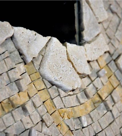 Specchi mosaico