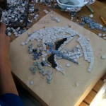 corso base mosaico- primi passi-giorgia palombi