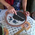 corso base mosaico- rifinitura fuga-giorgia palombi