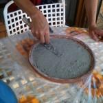 corso base mosaico- stesura malta-giorgia palombi