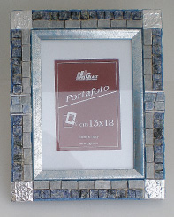 Porta foto mosaico - Designer e Mosaici